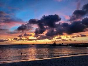 Nothing beats a beautiful sunset