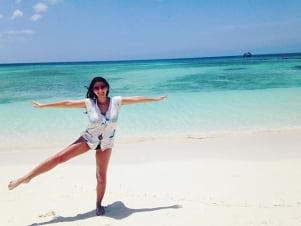 A beautiful day in Aruba