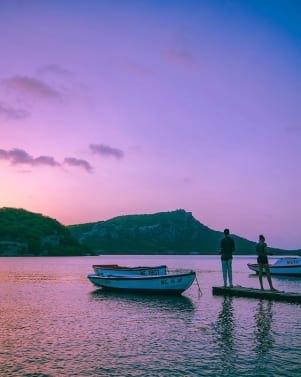 Curaçao Colors