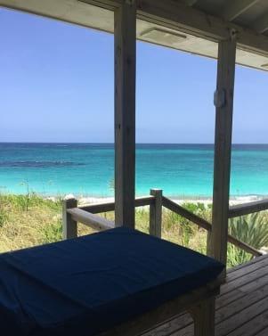 Darkness descends into grandeur on Eleuthera Bahamas
