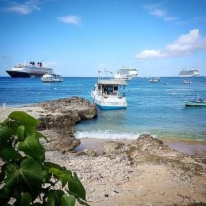 The beauty of Grandcayman