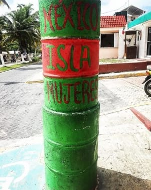 Isla Mujeres a perfect place for vacay.