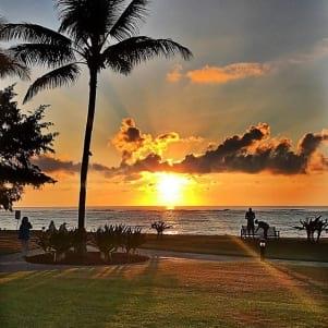 Good Morning from Kauai!