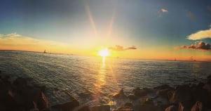 Breathtaking sunset!