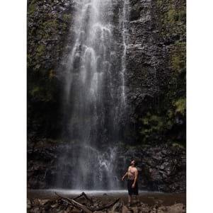 Waimoku Falls in Maui looks amazing