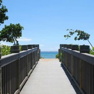 Walk into Paradise on the island of Maui.