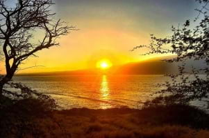 Sunrise, Maui Hawaii
