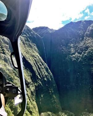 A 1200 foot drop. no doors. beauty