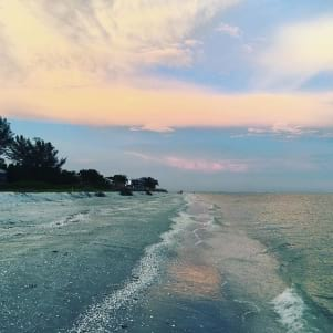 Lovely shot from Sanibel island