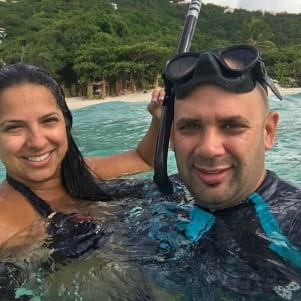 Scuba Diving in Tortola